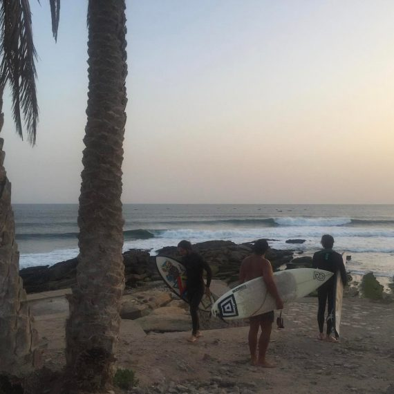 Munga Guesthouse Surf School Taghazout